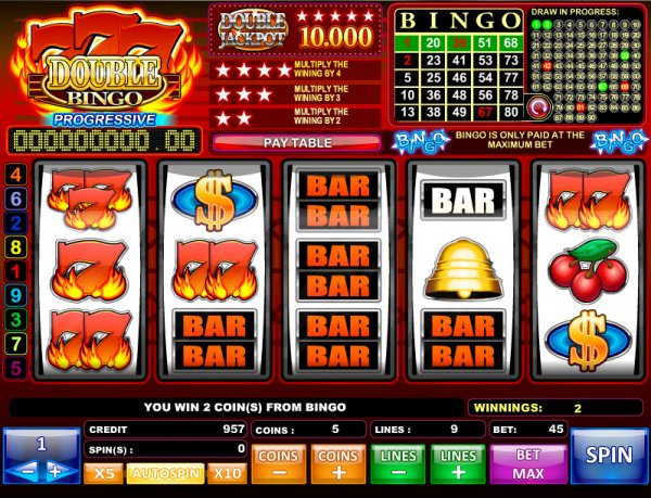 free slot games bingo