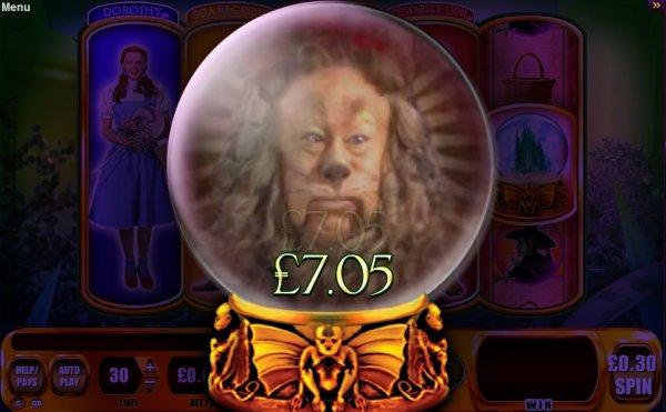Wizard of Oz máchinas tragamonedas gratis en WMS Casinos en línea