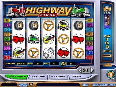 Highway King's Main Game