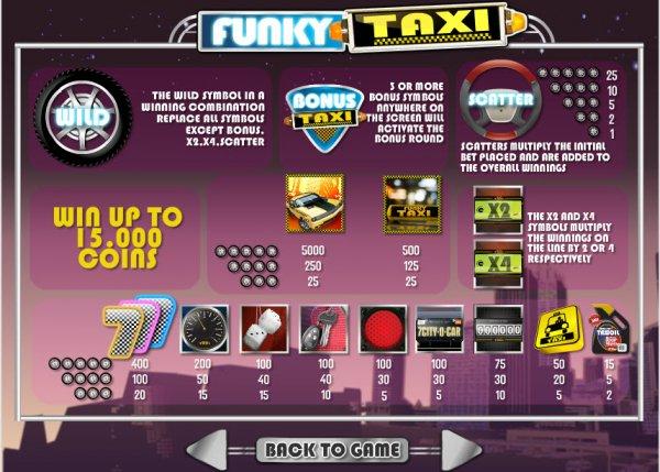 Taxi casino