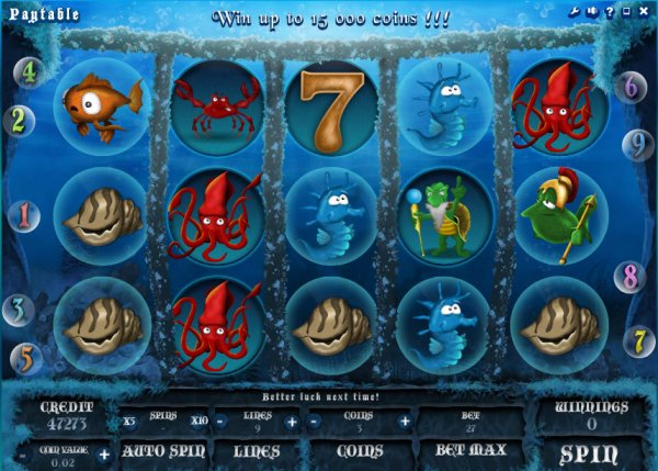 Empire of Seas Slots - Play for Free With No Download
