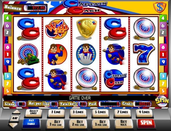 Spiele Captain Cash - Video Slots Online