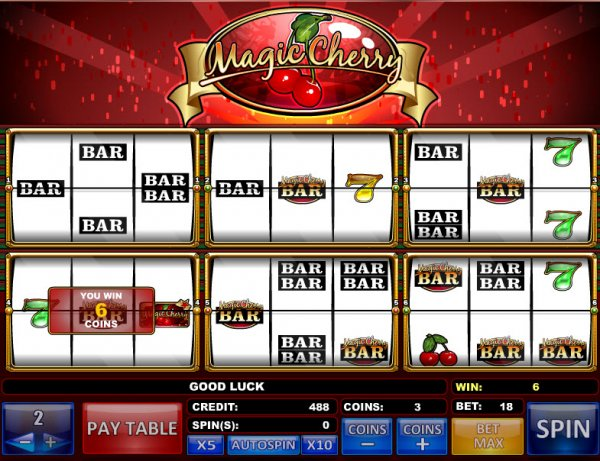Lucky Cheery Slot - Play for Free Online with No Downloads