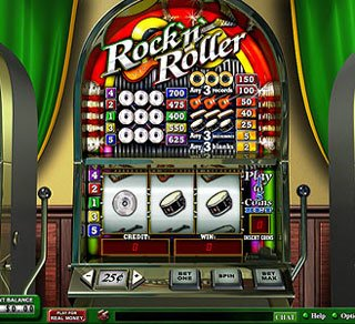 Play Rockn Roller Slots Online at Casino.com Canada