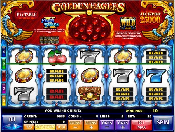 free poker slot games online