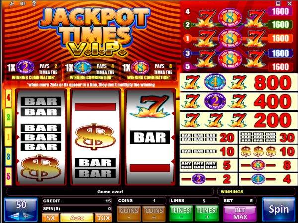 Jackpot factory