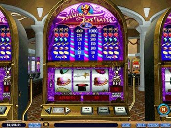 Sultans Fortune Slots - Review and Free Online Game