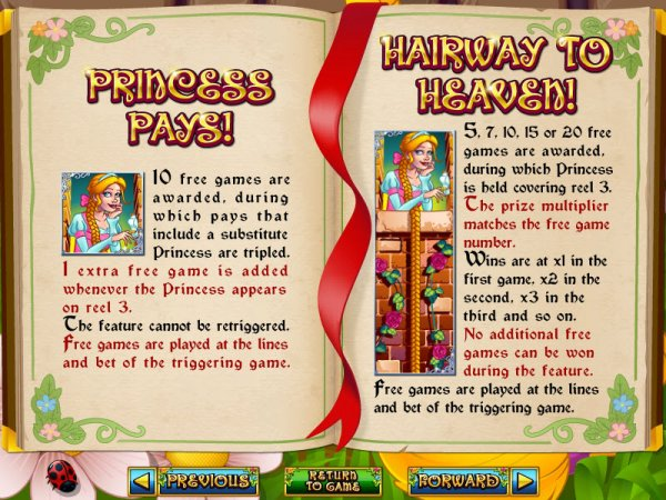 Hairway to Heaven™ Slot Machine Game to Play Free in Realtime Gamings Online Casinos