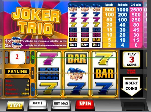 online casino blackjack joker online