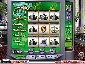 Play Triple Profits Slots Online at Casino.com NZ
