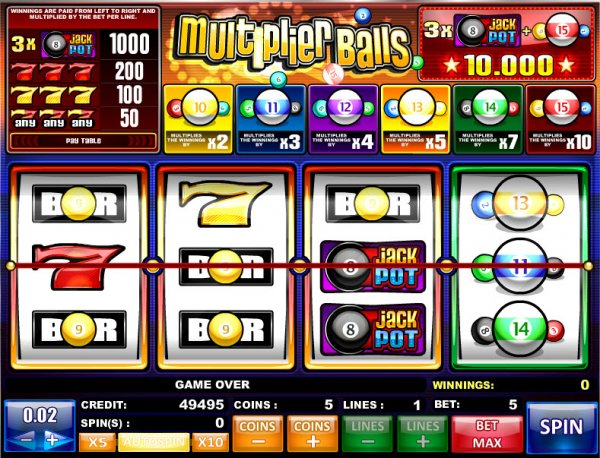 Bowling Slot Machine - Play Free iSoftBet Games Online