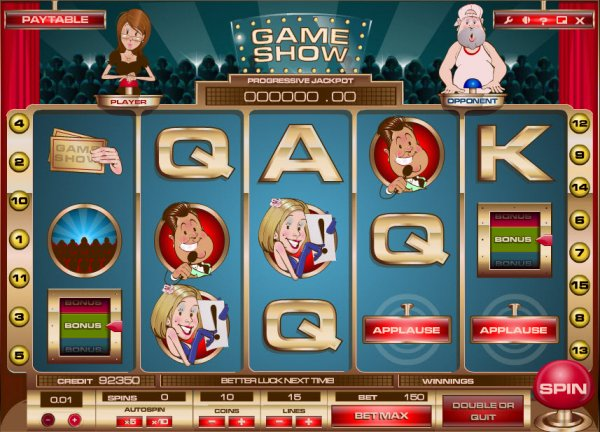 Popular TV Game Show Slot Machines