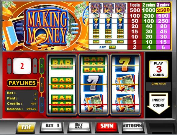 make your own slot machine online