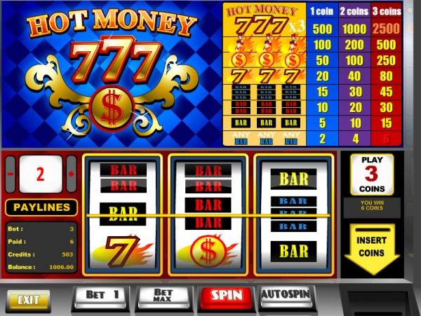 777 wild classic slots