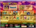 King of Cairo Slots Rules