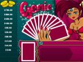 Genie Hi/Lo Progressive game by Playtech