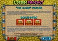 Potion Factory Slots - The Nudge Feature