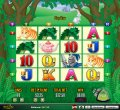 Bunny's Rabbits Slot Game Reels