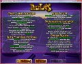 Rules of Aztec's Treasure Slots by RealTime Gaming