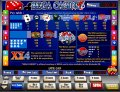 Sega Casino Slots Pay Table