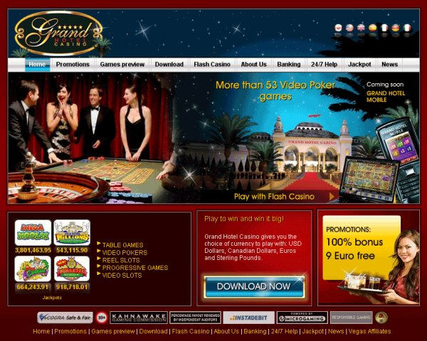 Grand hotel casino отзывы star city casino dress code